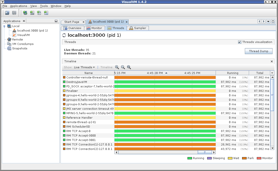 Remote Debugging of Java Applications on OpenShift - DZone